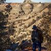 Winter Hike on Scoria Trail