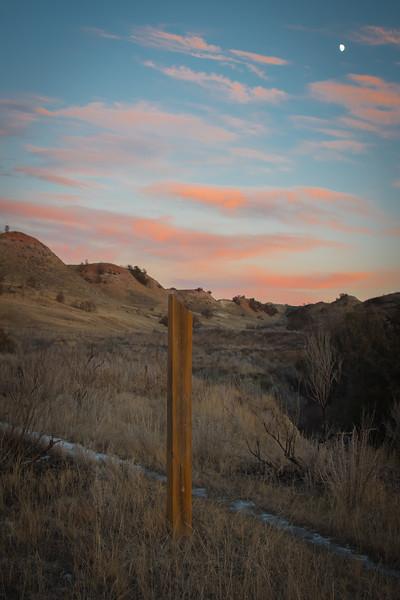 Badlands Spur Trail, Theodore Roosevelt National Park