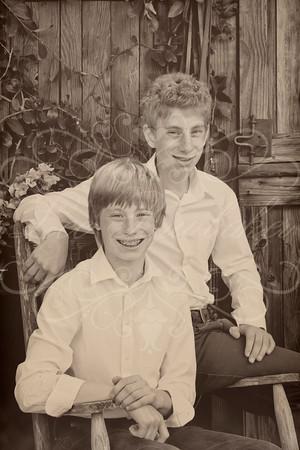 Jacob and Ben
