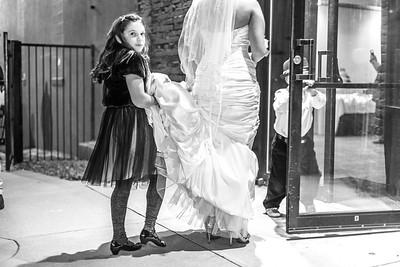 Austin Wedding-69b&w