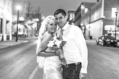 Austin Wedding-66b&w