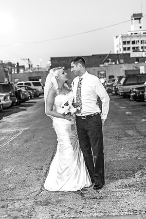 Austin Wedding-58b&w