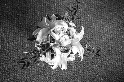 Davis Wedding-7b&w