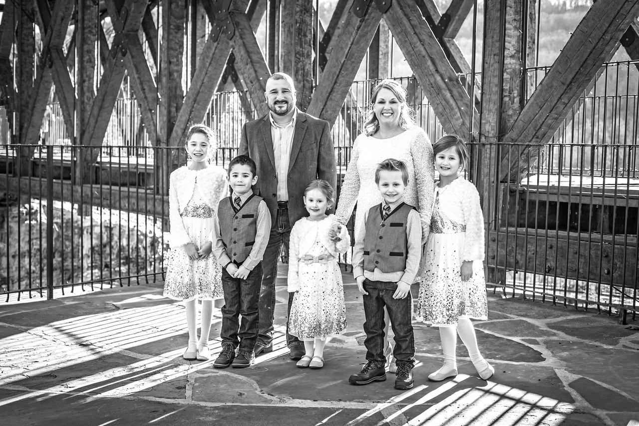 Jim and Kristin Wedding 2016-17b&w