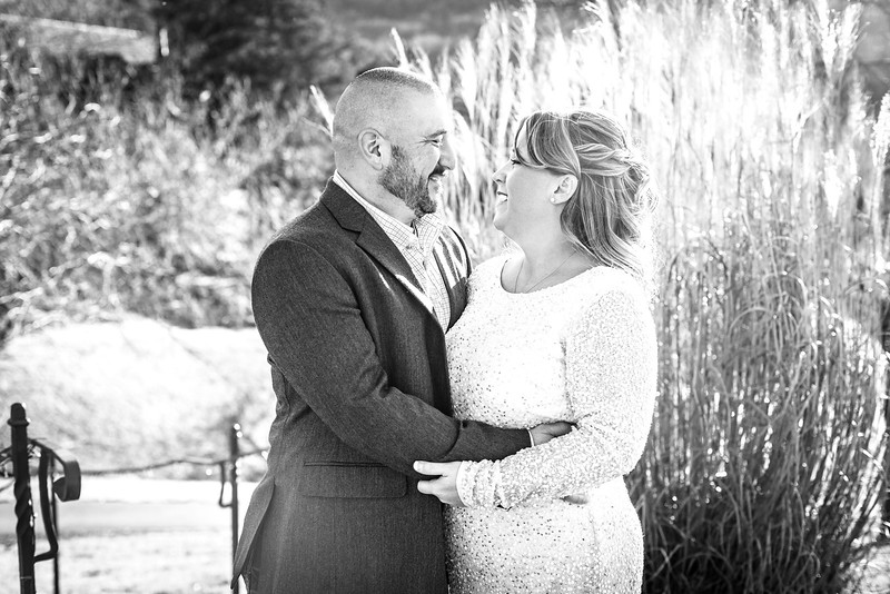Jim and Kristin Wedding 2016-33b&w