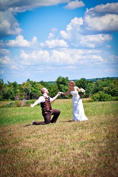 Josh and Kara Wedding - 8