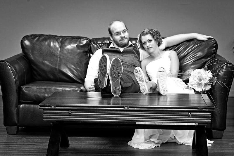 Josh and Kara Wedding-13b&w
