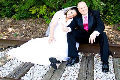 David & Joanna's Pre-Wedding Session