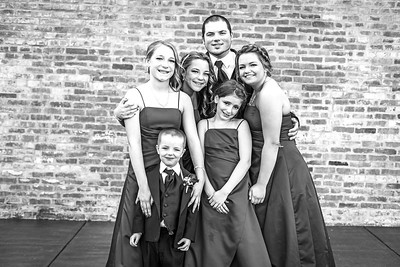 Seever Vow Renewal-3b&w