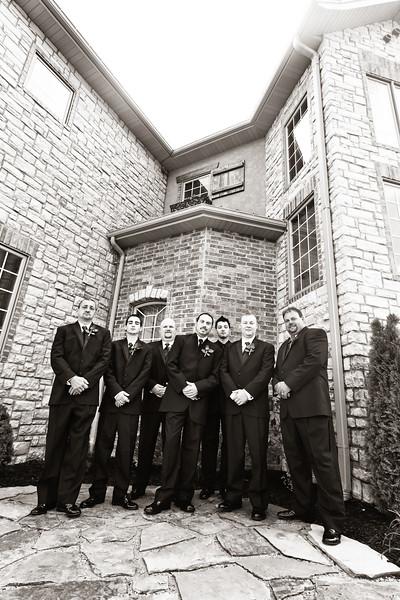 Conley Wedding-144b&w