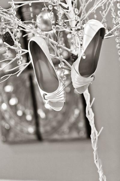 Conley Wedding-7b&w
