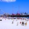 The Casino Pier in Seaside Before Sandy