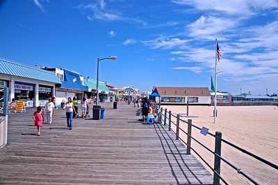 Point Pleasant Beach Boardwalk