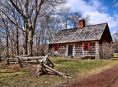 The Wick House at Morristown National Park