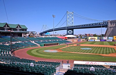 Campbell Field in Camden, NJ