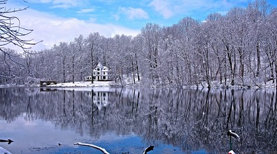 Lake Opaniki in Morris County NJ