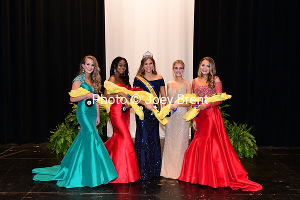 2018 Oxford High School Parade of Beauties 3-24-18