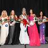 Miss Olive Branch 2021 Pageant. (left to right) 4th Alternate - Grace Schafer, 2nd Alternate - Morgan Lee, Miss Olive Branch 2021 - Londyn Bakeris, 1st Alternate - Taylor Laughter, 3rd Alternate - Ariel Hampton. Photo ©Joey Brent