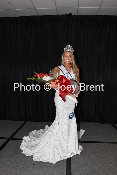 Miss Olive Branch 2021 Pageant. Miss Olive Branch 2021 - Londyn Bakeris. Photo ©Joey Brent