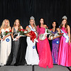 Miss Olive Branch 2021 Pageant. (left to right) 4th Alternate - Grace Schafer, 2nd Alternate - Morgan Lee, Miss Olive Branch 2021 - Londyn Bakeris, 1st Alternate - Taylor Laughter, 3rd Alternate - Ariel Hampton, Miss Olive Branch 2019/2020 - Micah Barker. Photo ©Joey Brent