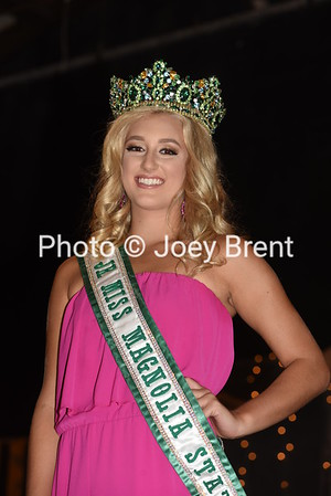 Miss Deep South Southern Belle & Beau/ Magnolia State prelim 8-25-18