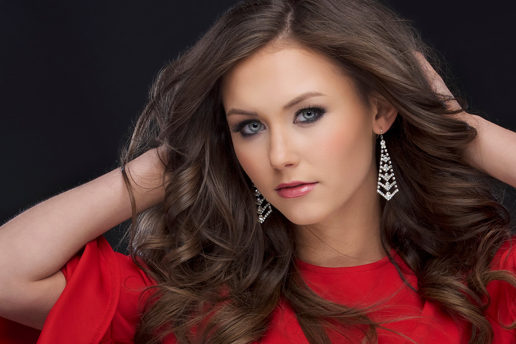 Pageant Head Shots, Beauty and Portrait Photography