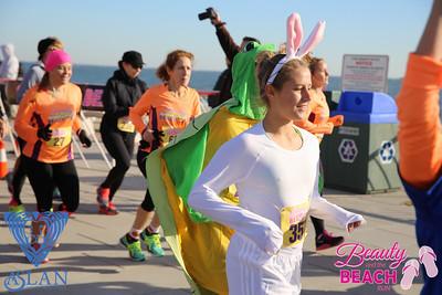 Beauty and the Beach Run 2015