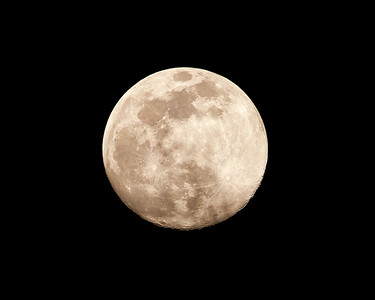 Supermoon April 2020