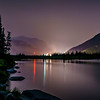 Bow River Nightscape