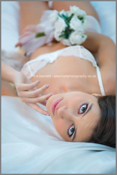 Beautiful Boudoir Part 1 - Bridal
