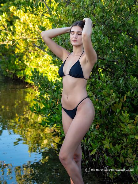 Coral - bikini 3