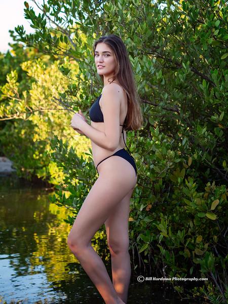 Coral - bikini 2