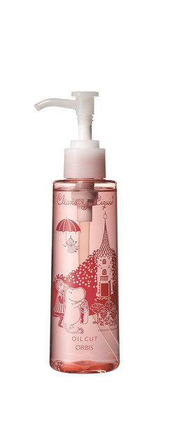 ORBIS_Cleansing-Liquid_Moomin (Limited Edition 2,000 pcs)_150ml