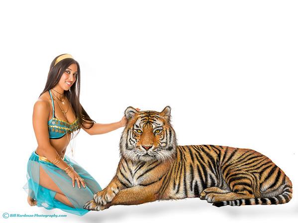 Sabrina & Tiger