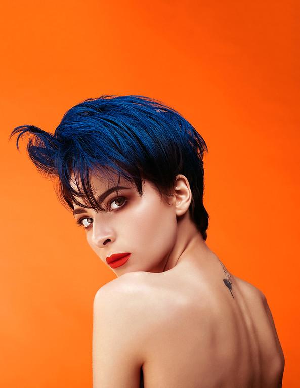 """""""Blue Velvet"""""""