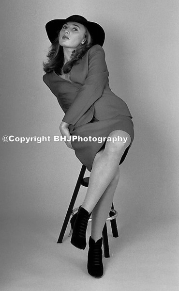 Russian  model Tina