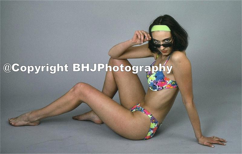 Russian  model Iga
