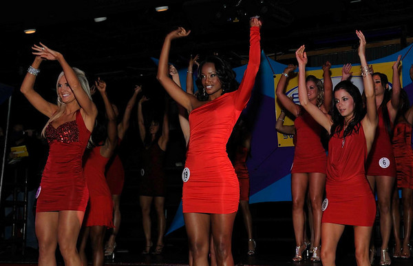 Texas Swimsuit USA State  Finals I
