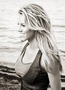 Beautiful Stephanie-075bw