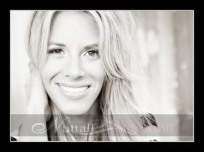 Beautiful Stephanie-421bw