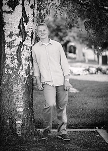 Brock Seniors 09bw