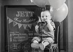 Jett 1 Year 04bw