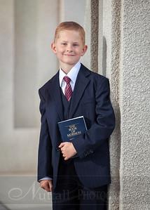Lucas Baptism 19