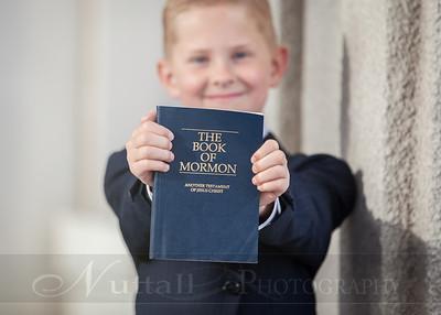 Lucas Baptism 21