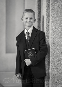 Lucas Baptism 19bw