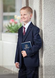 Lucas Baptism 18