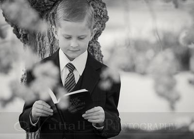 Lucas Baptism 07bw