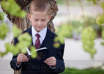Lucas Baptism 07