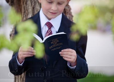 Lucas Baptism 08