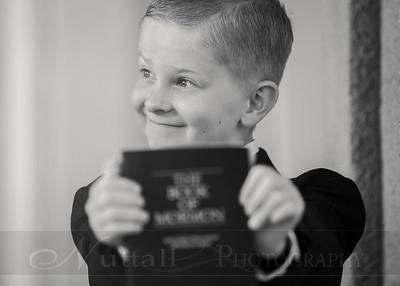 Lucas Baptism 22bw